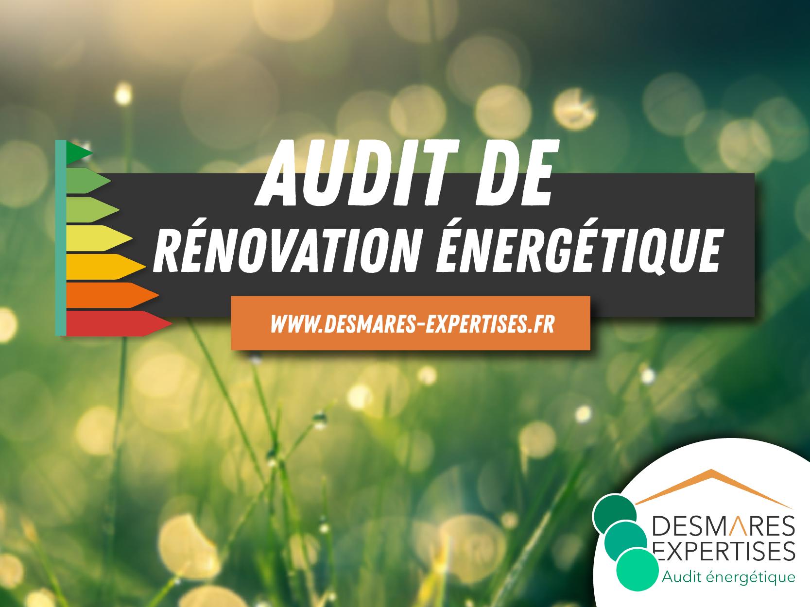 audit renovation energetique desmares expertise